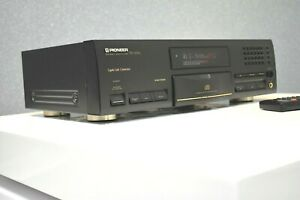 PIONEER-PD-S702-Vintage-CD-Player-Sehr-guter-Zustand