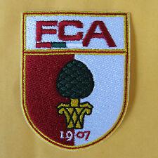 Aufnäher Fußball Football club FC Augsburg Logo patch Bügelbild iron on 8x5cm