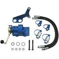 Remotekit03 Ford Tractor Parts Single Hydraulic Remote Kit 2000, 3000, 2600, 360