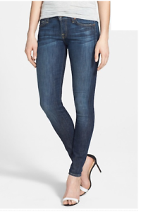 NWT 7 For All Mankind The Skinny Second Skin Legging Jean Size  23