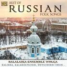 Best Of Russian Folk Songs von Balalaika-Ensemble Wolga (2014)