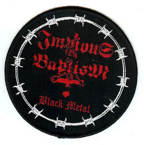 Impious-Baptism-Black-Metal-Patch-Patch-Nocturnal-Graves-Destruktor-Ignivomous