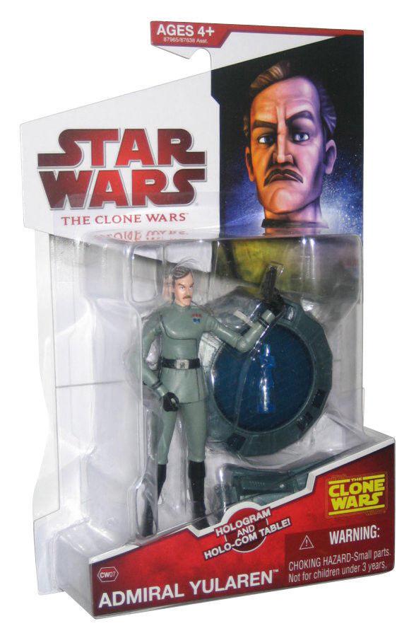 Star Wars | Admiral Yularen | Clone Wars