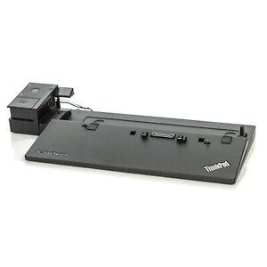Lenovo-ThinkPad-Ultra-Dock-40A2-USB-3-0-DVI-HDMI-SD20A06037-04W3951-avec-cle-aucun-courant