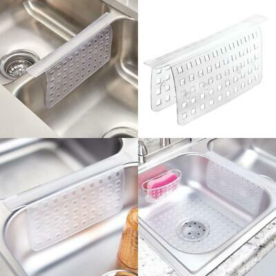Idesign Euro Plastic Sink Saddle Glassware And Protector For Kitchen Ebay