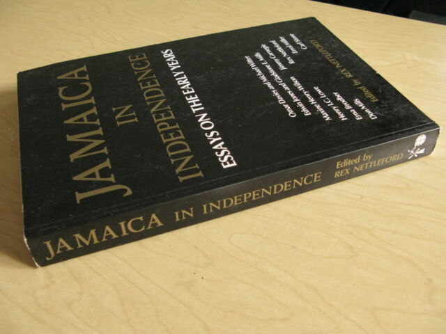 Jamaica in Independence : Essays on the Early Years (1991, Paperback)