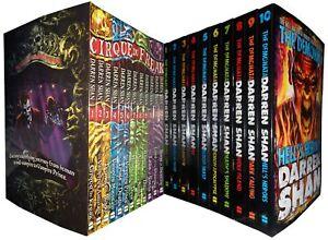 Saga-Of-Darren-Shan-Demonata-Series-Collection-22-Books-Set-Pack