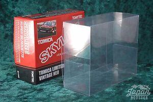 Japan Booster Tlv Protector Case Ll Lot Of 5 Tomica Limited Vintage Protective Ebay