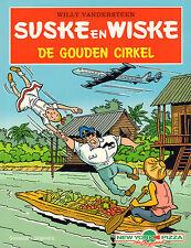 SUSKE EN WISKE - DE GOUDEN CIRKEL (2011 i.s.m. NEW YORK PIZZA)