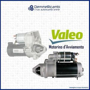MOTORINO-DI-AVVIAMENTO-ORIGINALE-VALEO-FIAT-1-3-MULTIJET-438168-NUOVO