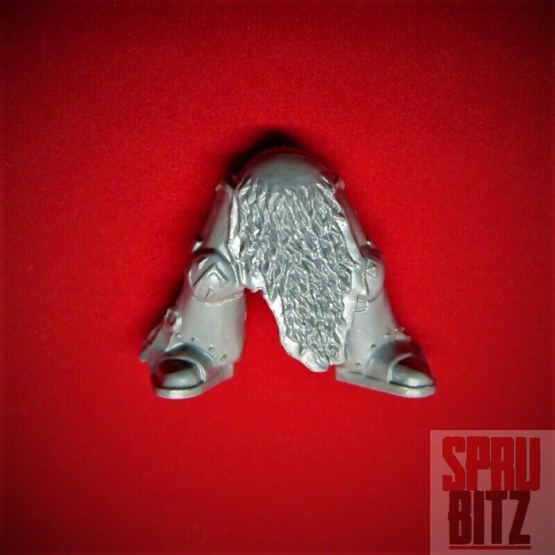 Warhammer Space Marines Space Wolves Pack Lightning Claws Bits BIN48