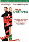 Four Christmases 0794043130113 With Vince Vaughn DVD Region 1