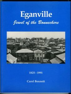 EGANVILLE-JEWEL-OF-THE-BONNECHERE-1825-1991-Carol-Bennett-ONTARIO-History-BOOK
