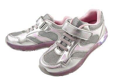 Kinder Sportschuhe Blinkschuhe mit Licht Blinkeffekt Sneakers Jungen Mädchen