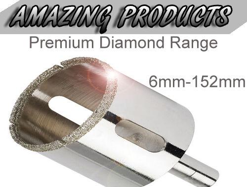 Scie Trou Diamant Forets gamme premium de produits incroyables diamants 6mm 152mm