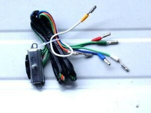details about 1952 1953 1954 1955 52 53 54 55 ford car turn signal switch new w wiring newturn signal switch wiring