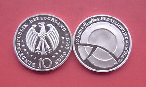 Germany-2010-F-Porcelain-Production-in-GER-300th-Annv-10-Euro-Proof-Sliver-Coin