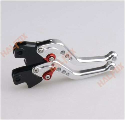 For Suzuki GSX600F//750F//1250F Katana GSR600//750 GS//GZ125 CNC Clutch Brake Levers