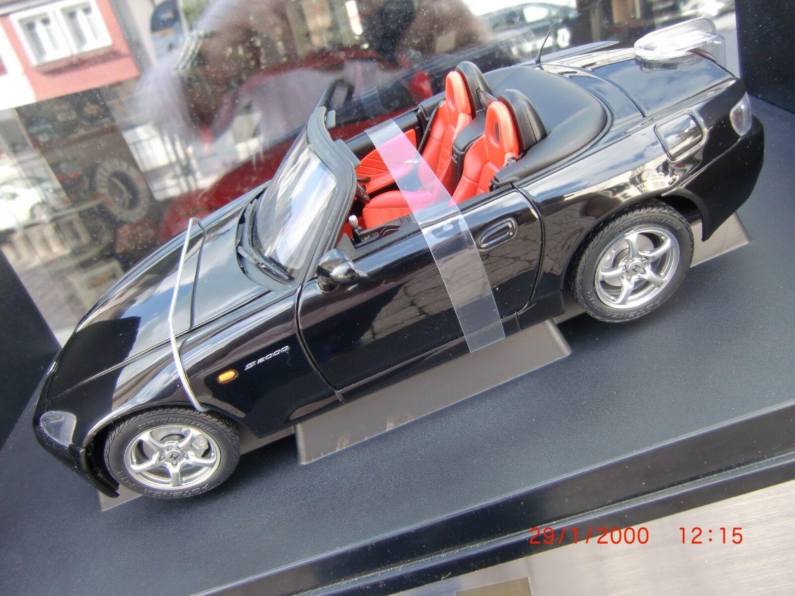 Autoart Performance Honda S 2000 Japanische Version  1 18