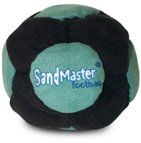 Multiple Colors SandMaster Footbag Hacky Sack Sand Master Dirtbag you pick!