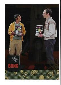 2016-Big-Bang-Theory-Seasons-6-amp-7-Silver-Foil-Parallel-Card-68