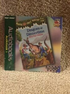 Magic Tree House Book 20 Dingoes At Dinnertime