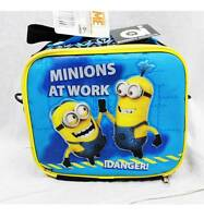 Despicable Me Minion Insulated Lunch Box Bag By Universal Stuart & Jerry