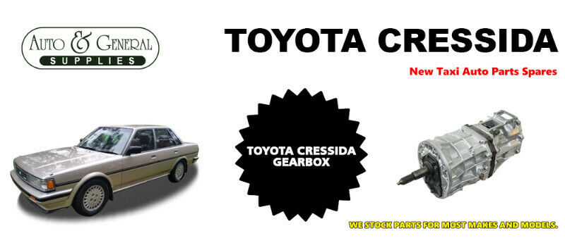 Toyota Cressida 1983 4y Gearbox For Sale.