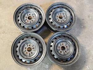 Stahlfelgen 6 x 15 5x100 TO 515005 ET39 Toyota Avensis T22 T25 - Soest, Deutschland - Stahlfelgen 6 x 15 5x100 TO 515005 ET39 Toyota Avensis T22 T25 - Soest, Deutschland