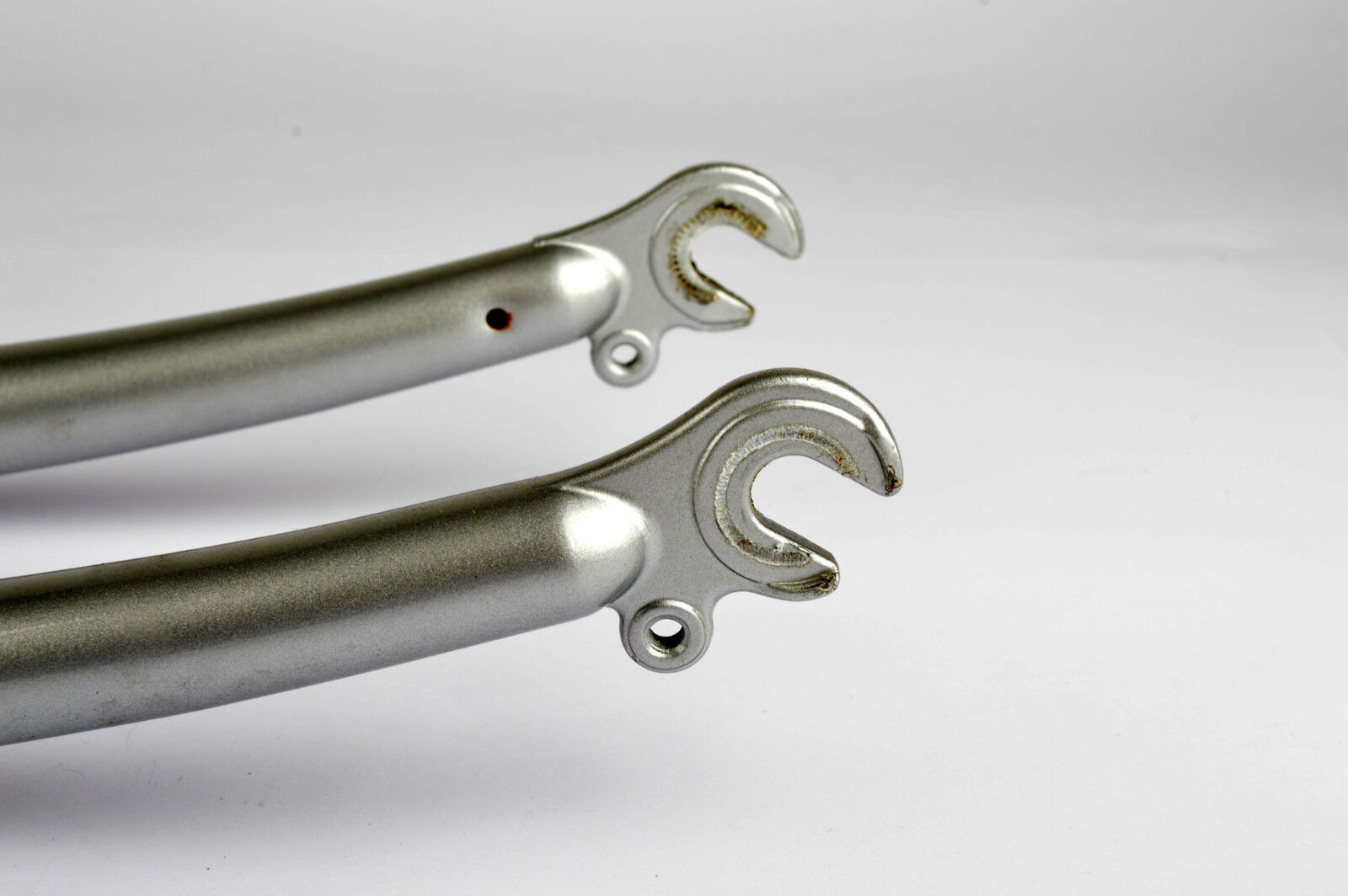 28  MTB steel Fork with Low Rider braze-ons braze-ons braze-ons from the 1990s  | Deutschland München  bbe35a