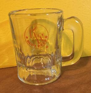 Vintage KN Root Beer Mug