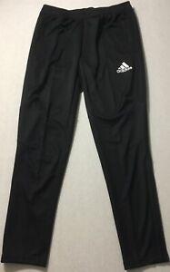Adidas-Men-s-Tiro-17-Tapered-Training-Pants-BK0348-Black-Size-XL