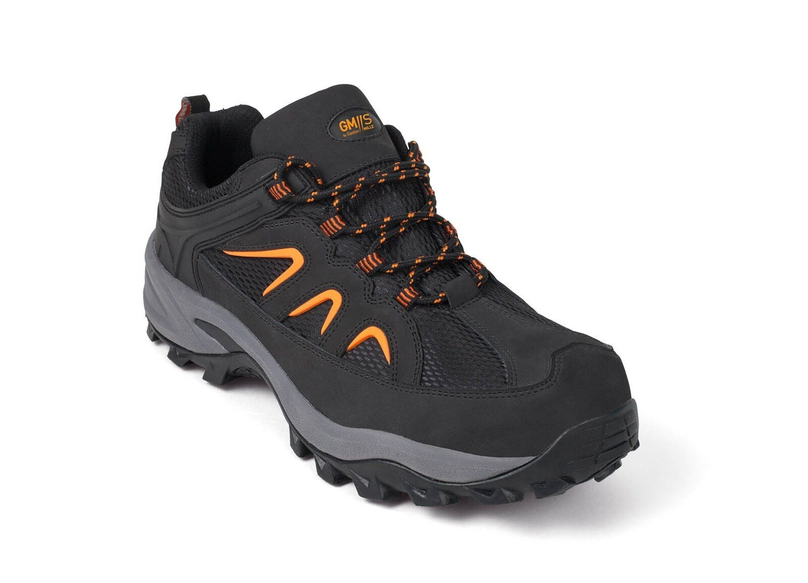 Safety trainer low hiker negro s3 scr