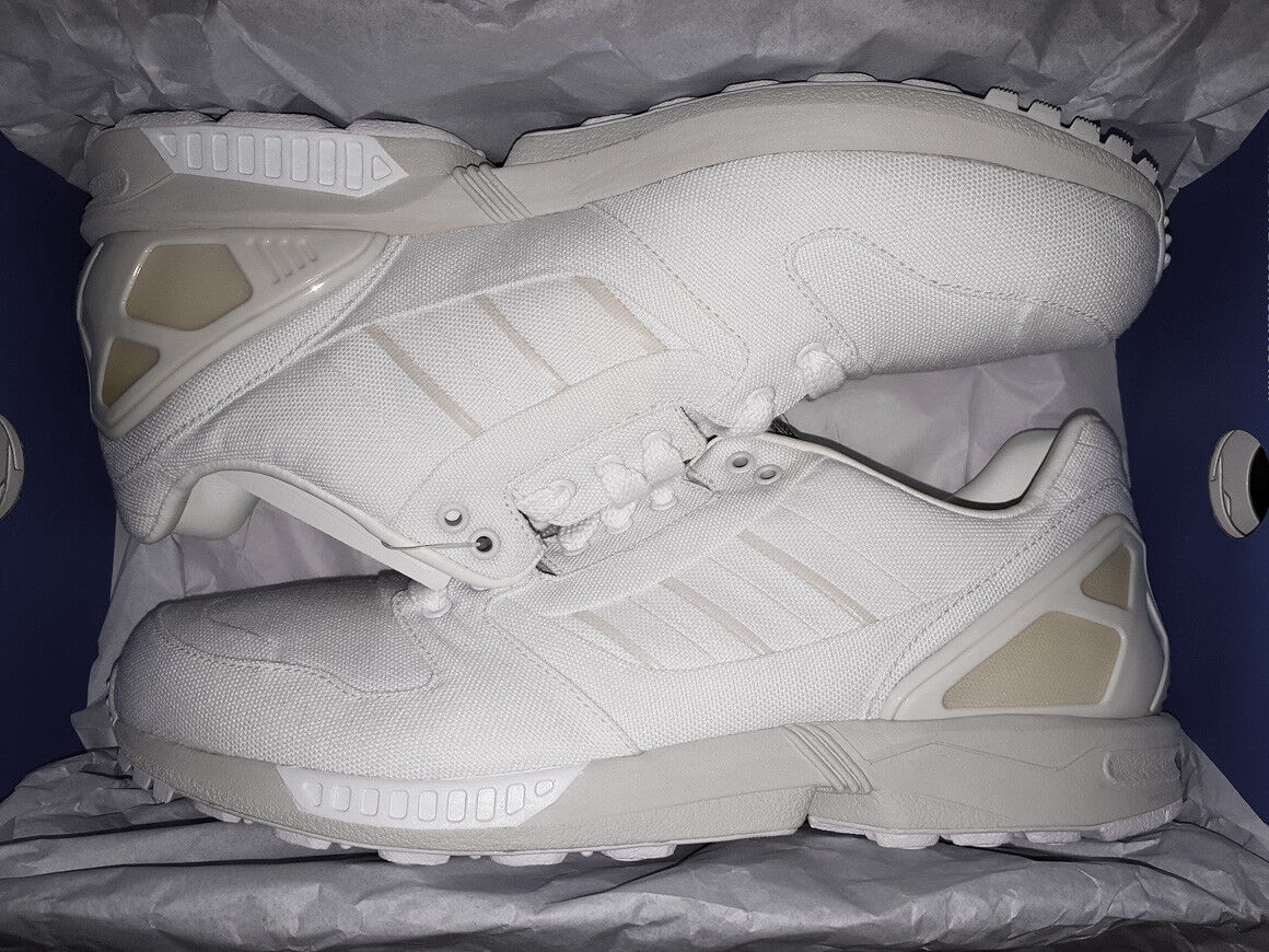2010 ADIDAS ZX 77 WHITE Gr.42 equipment G19361 consortium 5000 8000 azx eqt