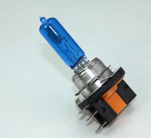Xenon Super White 2x Halogen Bulb H15 DRL 12V 15//55W 2pcs 6000K PGJ23T1