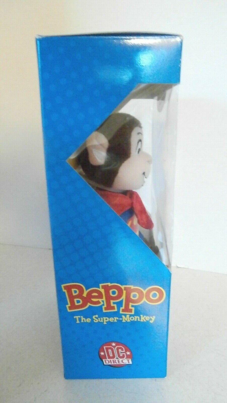 DC Direct BEPPO the super-monkey soft toy superman's pet pet pet monkey 3ef16f