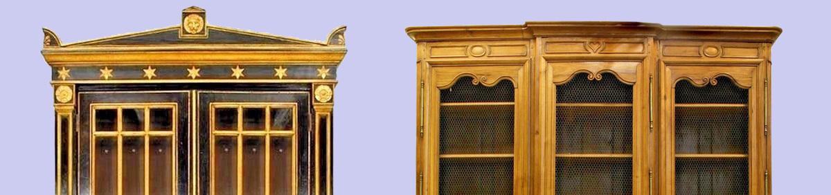 Shop Event Spring Storage Furniture Antique armoires & bookcases on sale. - Antique Furniture EBay