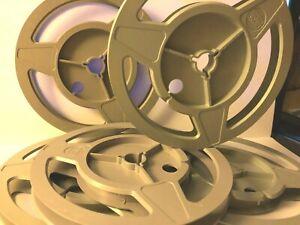 SPECIAL OFFER Techno Super 8mm 200ft* 55m-60m Cine Film Spool Reel & DISCOUNTS!