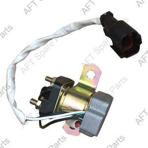 Details about New Starter Relay 600-815-8940 600-815- 8941 For KOMATSU  PC200-6 PC200-7 PC60-7