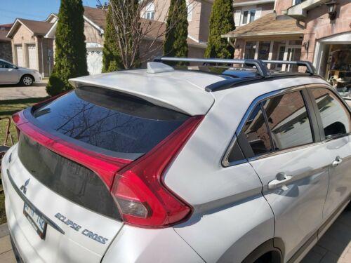Fits Mitsubishi Eclipse Cross 2018-2020 Flush Rail Roof Rack Cross Bar Lockable