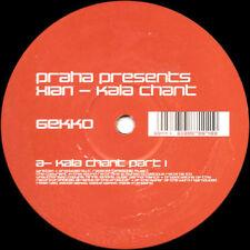 "Praha Presents Xian (3) – Kala Chant - Gekko GEKK 11 VINYL 12"" PROGRESSIVE"