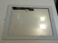 NEW ORIGINAL APPLE iPAD 3 iPAD 4  TOUCH SCREEN GLASS REPLACEMENT DIGITIZER WHITE