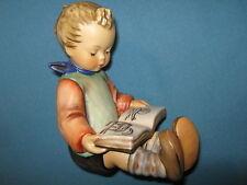 Hummelfigur 14 A (Boy) + 14 B (Girls) 2 Bookends - older Figurine - 1. Wahl