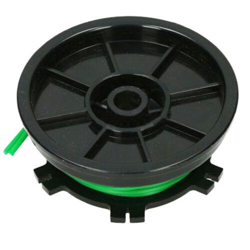 Green 2mm 3m Spool /& Line for TITAN TTL488GDO Strimmer Trimmer