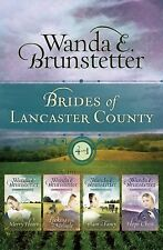 The Brides of Lancaster County by Wanda E. Brunstetter (2012, Paperback)