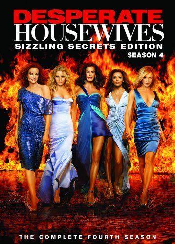 1 of 1 - Desperate Housewives - Season 4 [DVD] Teri Hatcher, Eva Longoria Parker New
