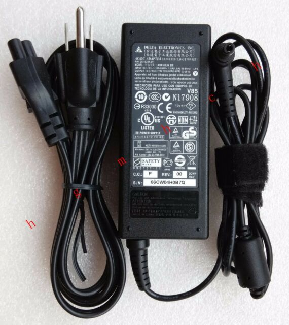 Geniue Delta 230W POWER SUPPLY CHARGER CORD FOR MSI GE73VR GT72VR GT72 GT73
