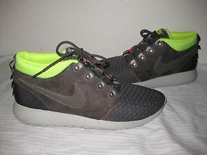 Image is loading Nike-Roshe-Run-Sneakerboot-615601-007-Men-Size-
