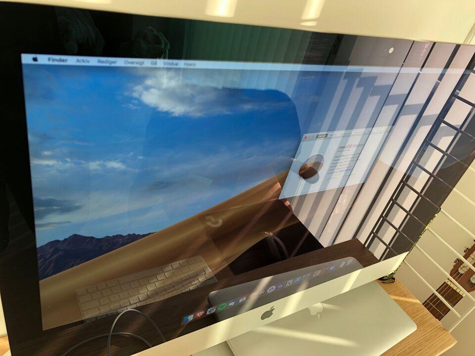 "iMac, 27"", 3.7 GHz"