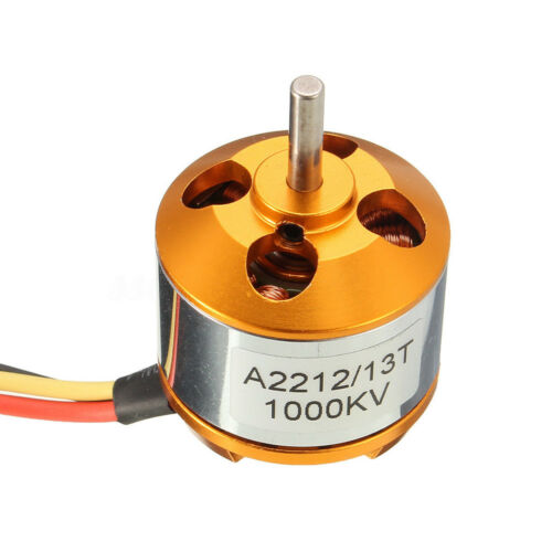 A2212 1000Kv Bürstenlos Drone Outrunner Motor For Aircraft Helicopter Quadcopter